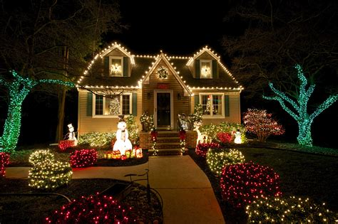outdoor lights christmas decorating ideas for bungalow how to make outside decorations lineply