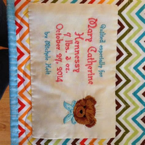 Keepsake Quilting Sweepstakes - custom quilt labels the quilting database