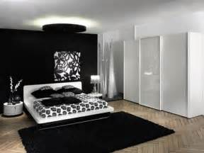 gallery for gt black and white bedrooms ideas