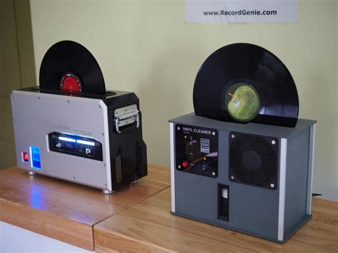 audio desk systeme record cleaner record genie gallery