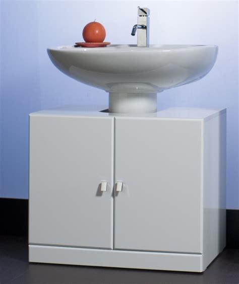 mobili bagno copricolonna arredobagno base copri colonna bianco