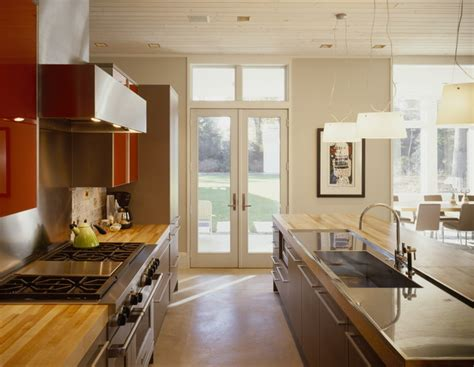 Vacation Home Kitchen Design | vacation home kitchen contemporary kitchen chicago by wheeler kearns architects