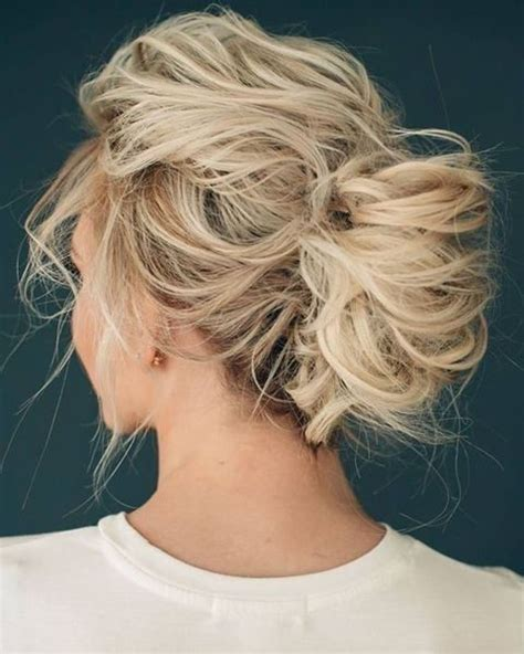casual hairstyles with accessories 27 casual wedding hair ideas happywedd com