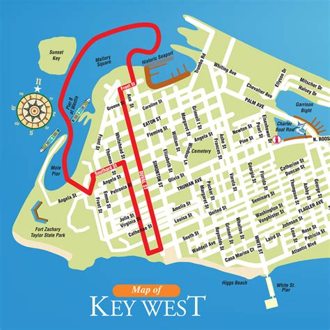 map of key west florida maps update 700654 key west tourist attractions map 16 toprated tourist attractions in key