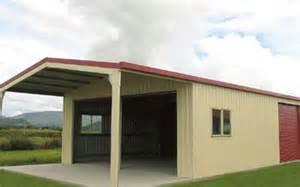 Garage Homes Floor Plans aus steel sheds