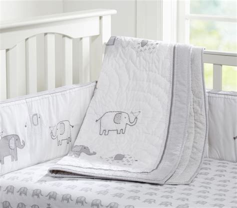 Organic Baby Bedding Sets Organic Baby Bedding Set Pottery Barn