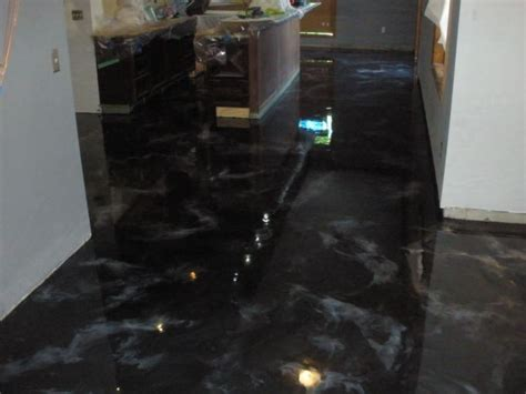 Floor And Decor Morrow Ga by Epoxy Flooring Black 28 Images Black Epoxy Garage