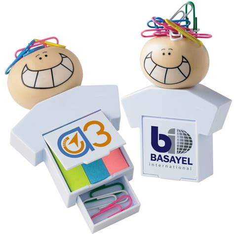 Stationery Giveaway - 5 goofy promotional products for a fun filled marketing experience