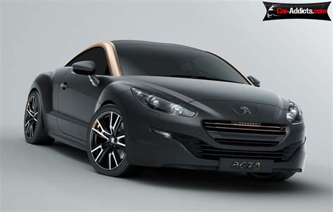 peugeot series 2014 peugeot rcz r the most powerful french coupe series