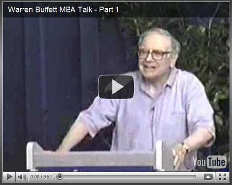 Warren Buffett On Mba by Digital Dope Archives Sensophy