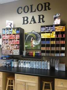 the color bar salon color bar get this is vintage sted letters or