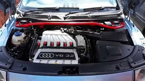 Audi Tt 8n Motor by Audi Tt Mk1 3 2 V6 Engine Clean