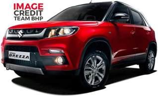 new diesel car price maruti vitara brezza diesel vdi price specs review pics