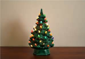 lights for ceramic trees vintage 1960s ceramic tree electric