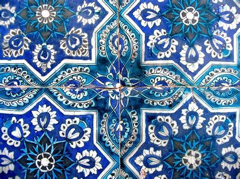 blue patterned tiles moroccan tile pattern blue www imgkid com the image