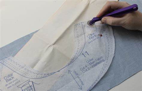 Tracing Paper For Pattern - how to transfer patterns to fabric with a tracing wheel