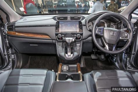 Honda Crv All New Turbo 2017 Talang Air List Chrome Mcbc iims 2017 new honda cr v launched in indonesia seven