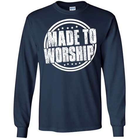Hoodie Wor Ship Is A Lifestyle made to worship shirt hoodie tank allbluetees t shirt store for your day