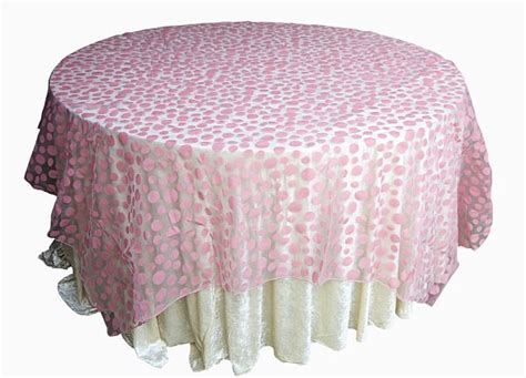Signature Square Organza Dot Pink buy flock polka dot organza overlays purple from chair