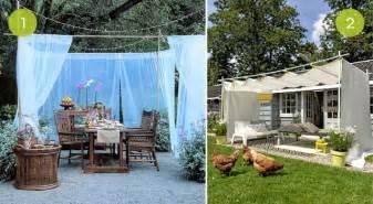 diy backyard shade roundup 10 beautiful diy backyard shade projects curbly