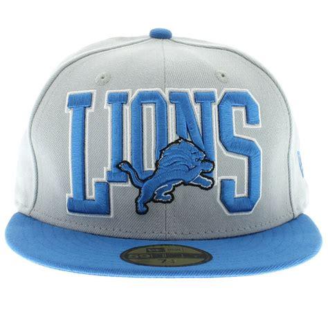 colors detroit detroit lions 2tb 59fifty craniumfitteds