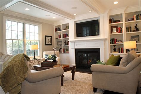 family room designs with fireplace peenmedia