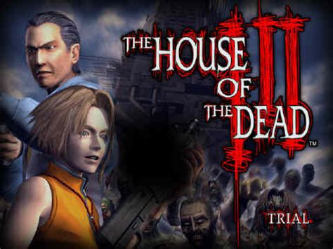 house of the dead 3 house of the dead 3 and 4 are headed for psn in hd and trophies