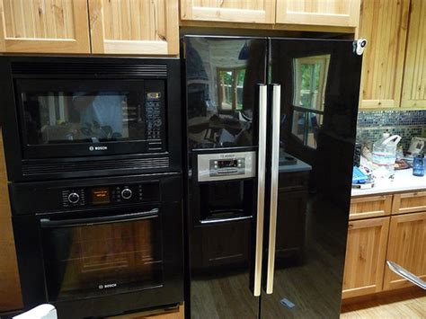 kitchen design with black appliances how to decorate a kitchen with black appliances