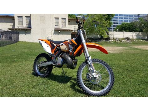 Ktm Dallas 2012 Ktm Xc For Sale Used Motorcycles On Buysellsearch