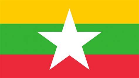 Top Flag top ten flags of myanmar ics travel