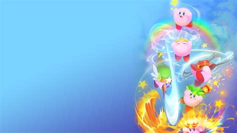kirby hd wallpaper 1920x1080 kirby cool picture kirby cool wallpaper