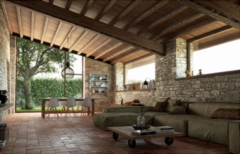 moderne interni beautiful esempi di arredate unico interni di