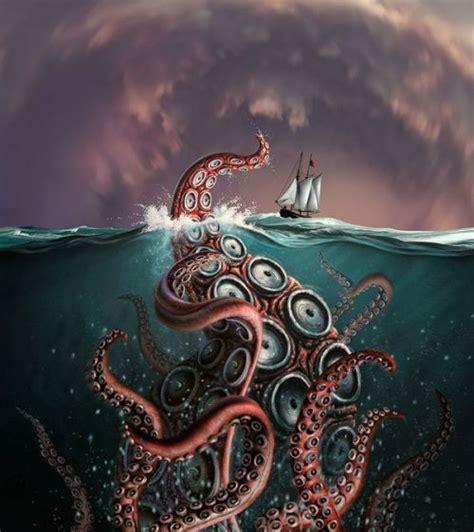 kraken  jerry lofaro istyles