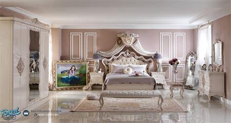 Ranjang Jepara Putih set kamar tidur mewah modern turkish putih duco ukiran jepara royal furniture indonesia
