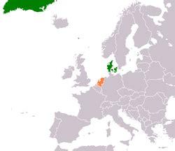 denmark–netherlands relations wikipedia