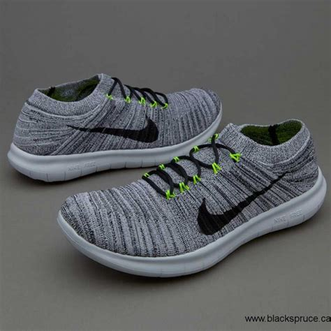 Sepatu Nike Free Rn Motion Flyknit 2017 Grey White Abu Putih canada 2016 nike womens free run motion flyknit white