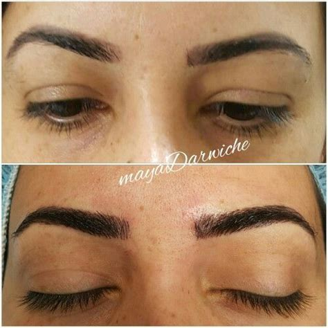 embroidered tattoo eyebrows 1000 images about 3d eyebrow tattoo on pinterest