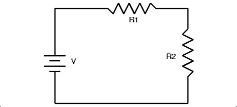 resistor connected in a simple series circuit to an operating ac generator basic electronics