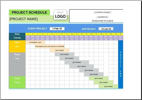 Download Gantt Chart Excel Template Timeline Gantt Chart Excel Template Cpm Schedule Template