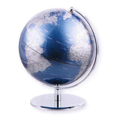 mappamondo da arredo mappamondo da arredo mappamondo in alluminio blue planet