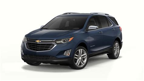 chevrolet equinox blue 2018 chevy equinox colors gm authority