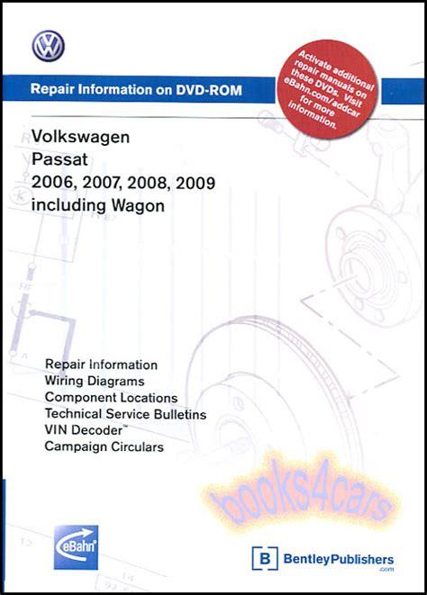 Passat Shop Manual Service Repair Volkswagen Book Bentley