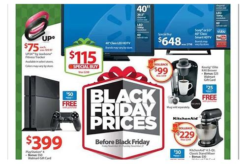 walmart black friday deals flyer