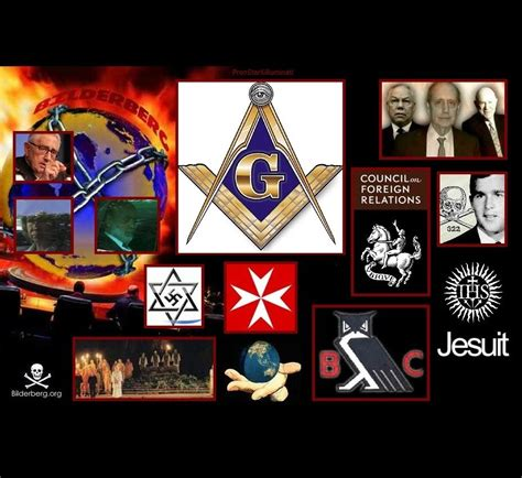 secret societies illuminati illuminati freemasons bilderbergers secret society cfr