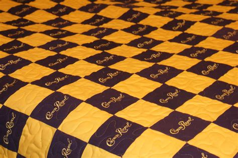 crown royal comforter mallory s full size crown royal quilt blanket