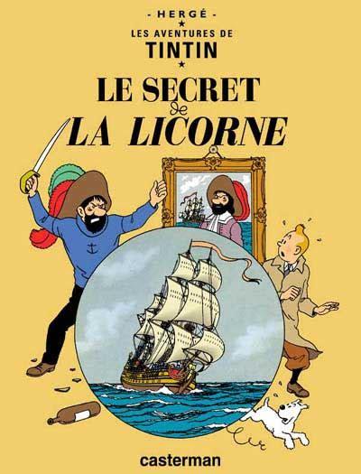 las aventuras de tintin 8426103820 bd les aventures de tintin le secret de la licorne