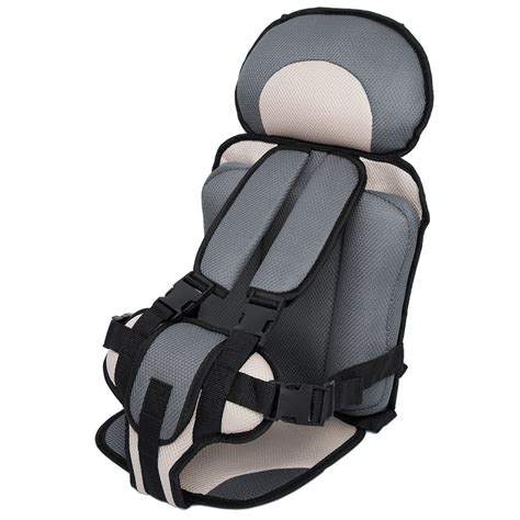 Baby Car Seat Portable portable safety thickening cotton fabric adjustable
