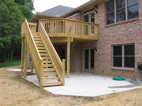 PLANS FOR DECK BUILDING « Floor Plans