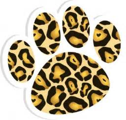 jaguar paw prints cliparts.co
