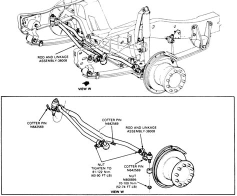 ford f250 front suspension diagram 2003 f150 front steering diagram autos post